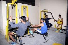 Gym & Indoor Stadium
